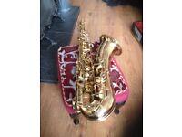 Selmer tenor sax £1650