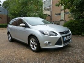 2013 FORD FOCUS 1.6 Zetec Estate! Only selling as moving to Australia!