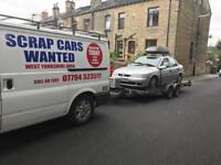 Scrap cars wanted 07794523511 wanted cars vans 4x4