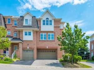 Rare Find Spacious Corner Unit With Double Car Garage,