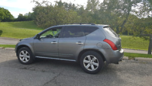 2006 Nissan Murano SL / ETEST AND SAFETY