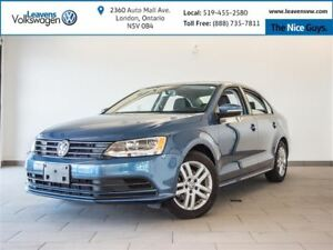 2016 Volkswagen Jetta 1.4 TSI Trendline+HEATED SEATS+BACK UP CAM
