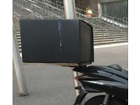 Box for motorbike
