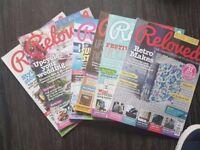 Upcycling magazines