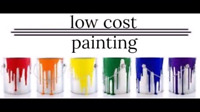 LOW COST PAINTING