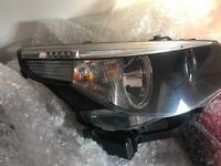 BMW e60 headlight driver side