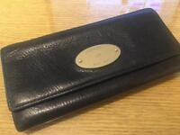 Genuine Mulberry Continental Wallet