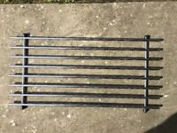 Two Stainless Steel Kitchen Surface Racks / Trivets / Protectors.