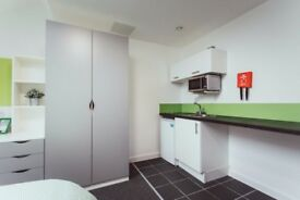 Student accommodation available at Tudor Studios, Leicester - Studio - 30 to 36 sq metres