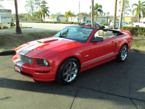 2008 Mustang GT Shelby Cobra Tribute Convertible