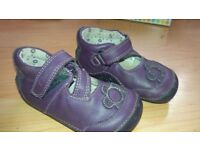 Toddlers Clarks Shoes (Girls) - 4.5F