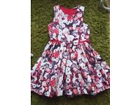 Girls age 12 party dress
