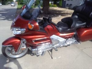 GL1800 Goldwing with Navigation
