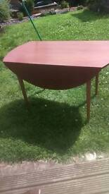 Free table for collection Selby area
