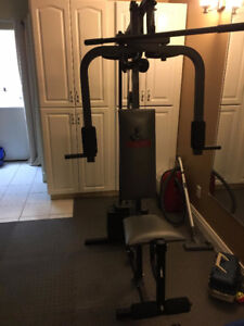 HOME GYM. FULL BODY WEIDER EXERCISE MACHINE