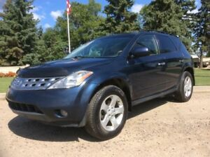 2004 Nissan Murano, SL-PKG, AUTO, AWD, LOADED, $4,000