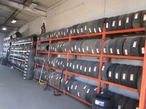 GOOD USED AND NEW TRUCK CAR TIRES