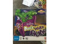 Don't wake Hulk box game