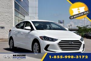 2017 Hyundai Elantra LE / 0% * 72 mois / RABAIS DE 1750$