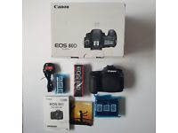 Canon 80D DSLR New In Box