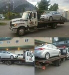 Calgary Towing Services 403 874 5478