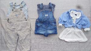 2T GIRLS - SWEET OUTFITS FOR YOUR LITTLE LADY!