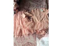 4 brand new girls dresses