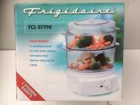 FRIGIDAIRE FOOD STEAMER / RICE COOKER BRAND NEW