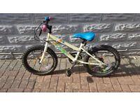 Girls Woodland Charm 18 inch Bicycle
