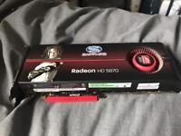 Radeon HD ATI 5870 1gb