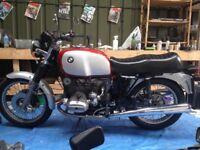 BMW r100 1979 cafe racer