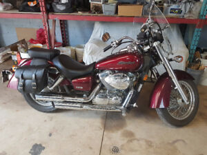 2006 Honda Shadow Aero 750