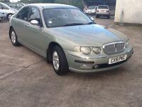 2001 Rover 75 Club 2.0 CDT Diesel