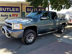 2009 Chevrolet Silverado 1500 LS  4X4  LIFTED -161,505 K