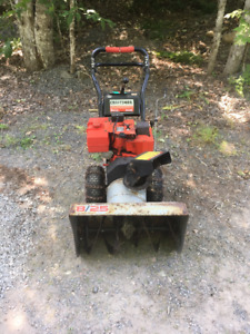 Craftsman 8/25 8 HP Snow Blower For Sale
