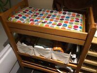 Mamas & Papas Solid Wood Change Table