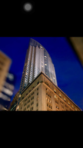One King West Fully furnished luxurious Condo all inclusive