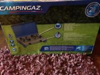 Brand New In Box Campingaz Double Burner Camping Stove
