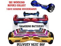 Hoverboard segway Swegway ce Samsung battery highest quality