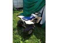 Quad Suzuki ltz 250cc