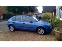 ROVER 25 IMPRESSION ONE OWNER GOOD CONDITION LOW MILES NEW MOT