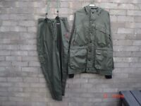 Musto Fishing Jacket and Trousers