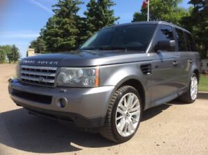 2007 Land Rover Range Rover Sport, Supercharged-Pkg, $14,500
