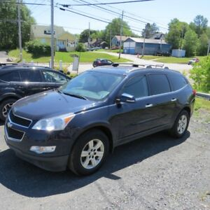 2012 Chevrolet Traverse SUV, Crossover
