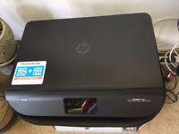 Printer HP ENVY 4520 Empty ink cartridge