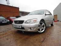 LEXUS IS 200 2.0 PETROL SPORT 4 DOOR SALOON 12 MONTHS MOT
