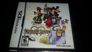 NINTENDO DS Kingdom Hearts Re:coded