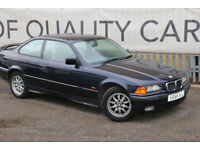 BMW 316 1.6i i E36 COUPE( 318I) 1 KEEPER LAST 16 YEARS!! 20 service stamps!!