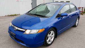 2007 Honda Civic LX pkg.