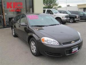 2008 CHEVROLET IMPALA LS  ! VERY CLEAN AND WELL MAINTAINED !